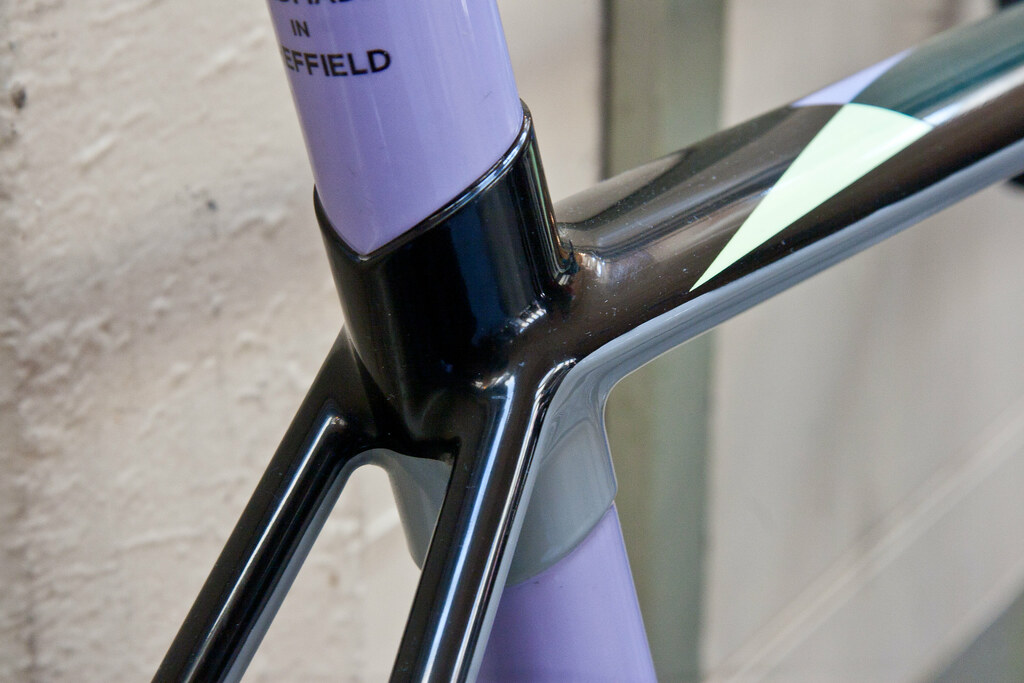 Field Cycles Track Bike Bespoked Bristol UKHBS