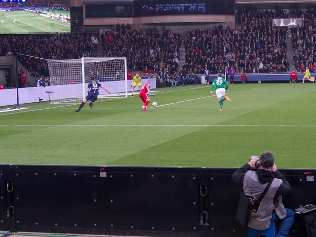 Zlatan's second goal
