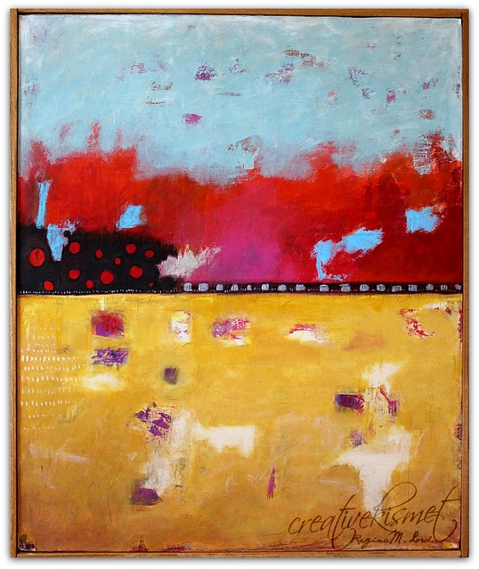 Abstract Art by Regina Lord