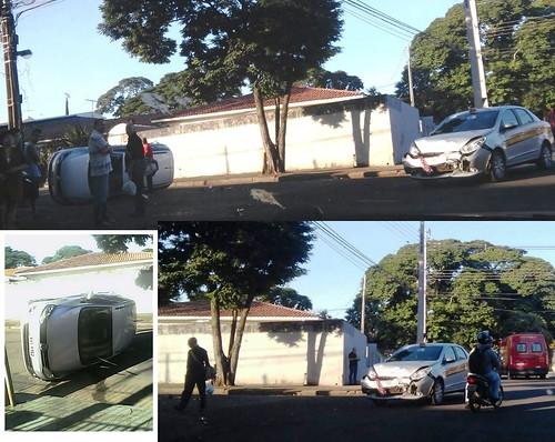 acidente taxi