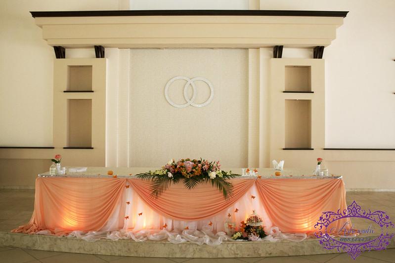 Arta Nunţii > Un decor stilat si personalizat