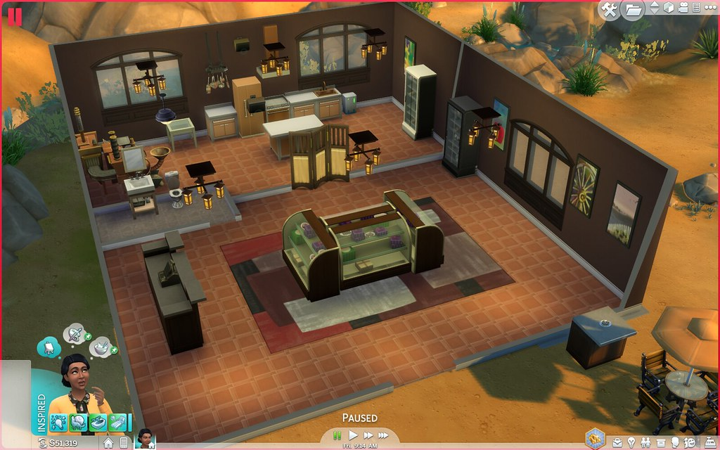 Is running a bakery as fun it sounds — the sims forums