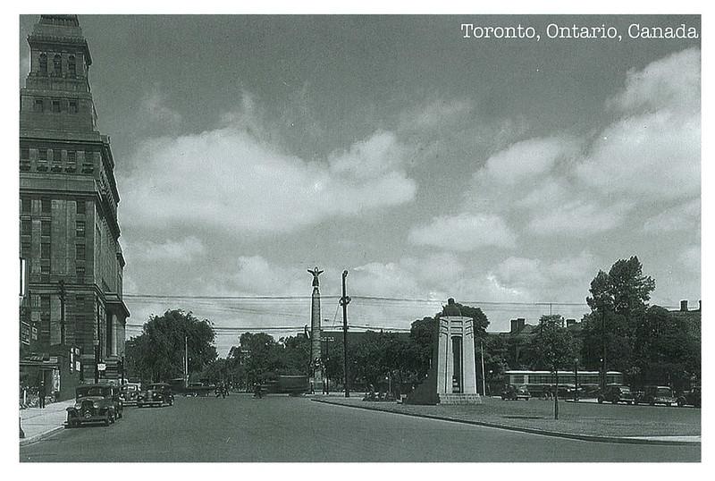 Retro - Toronto - University Avenue