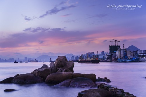 sunset sky zeiss 35mm hongkong sony 夕陽 香港 日落 鯉魚門 a7r