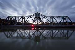 black point swing bridge