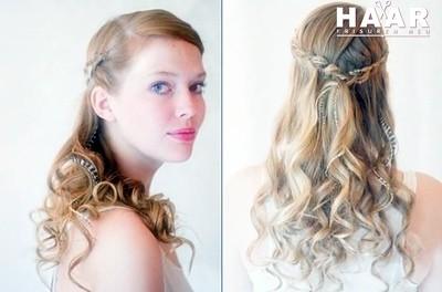 Brautjungfern Frisuren Für Langes Haar Tutorials A Photo On Flickriver