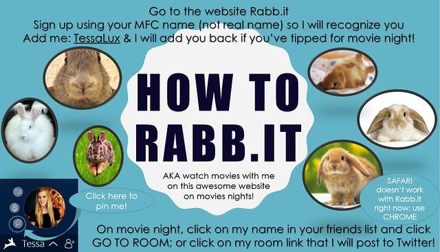 how to rabbit