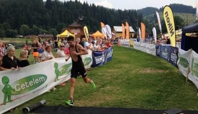 Valachy Mana vyhrál při svém prvním triatlonovém startu Fojtík
