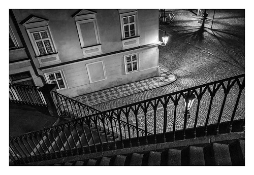 "Praga from the book ""The unbearable lightness of being (1984)"" by Milan Kundera"