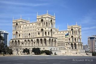 Baku - House of Government / Hökümət Evi