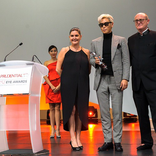 TOP - Prudential Eye Awards - 20jan2015 - marinabaysands - 01