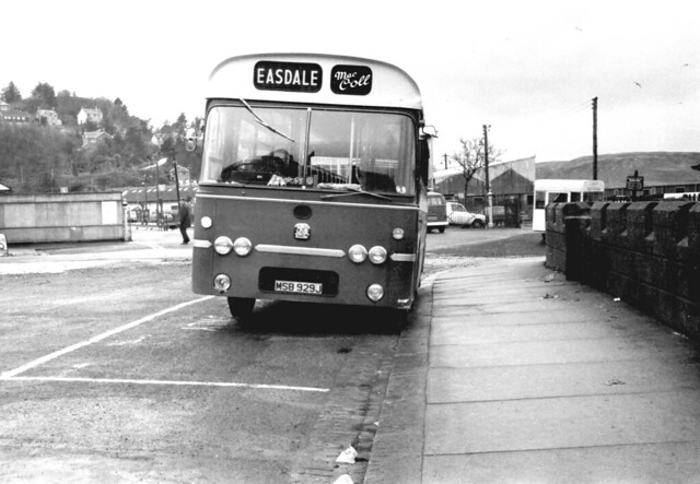 MC COLL BEDFORD / PLAXTON MSB929J at Oban