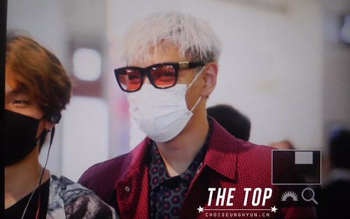 Big Bang - Kansai Airport - 23aug2015 - The TOP - 01