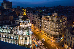 Madrid Gran Via Metropolis