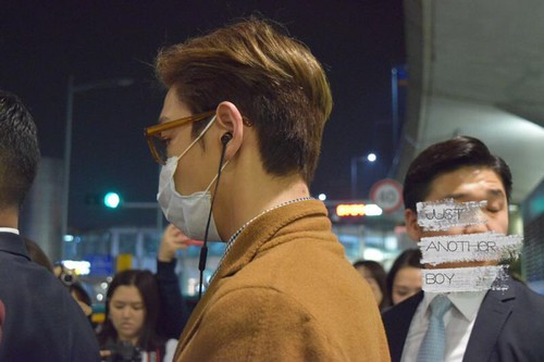 TOP Arrival Seoul 2015-11-06 Justanotherboy (1)