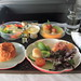 Inflight Meal - China Airlines by A Sutanto