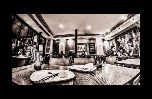 Le Cafe........