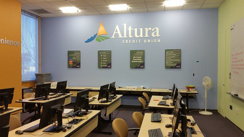 Altura corporate training center