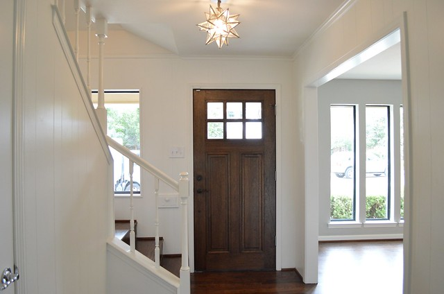 Entry, Dining Room, Exterior & Staircase - Our 9th Flip