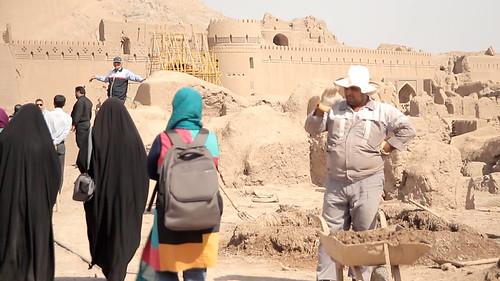 Reconstruction of Arg-e Bam Citadel • A City Reborn • Bam • IRAN-7