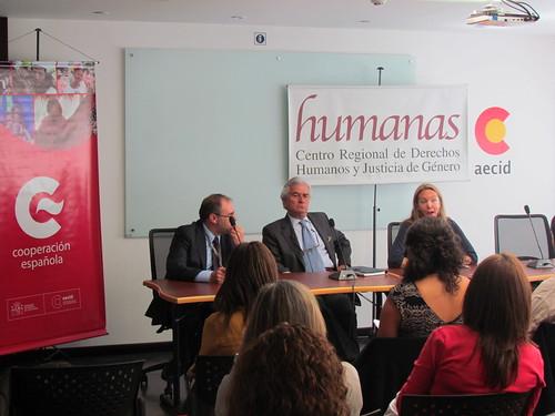 Conversatorio El poder para las mujeres por la Cooperación Española en Colombia