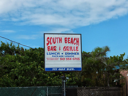 South Beach restaurant