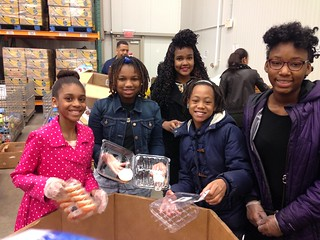 BeService - Capitol Area Food Bank