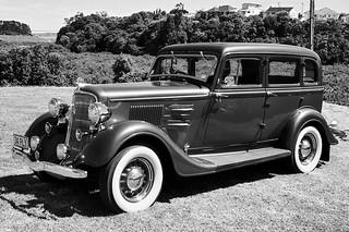 1934 Plymouth FE