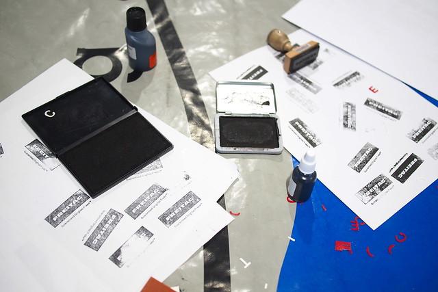Singapore Design Week 2015 - Make a F-ake by Freitag, Kapok, National Design Centre