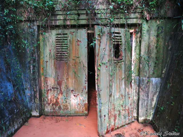 Talbot's Hill Bunker 05