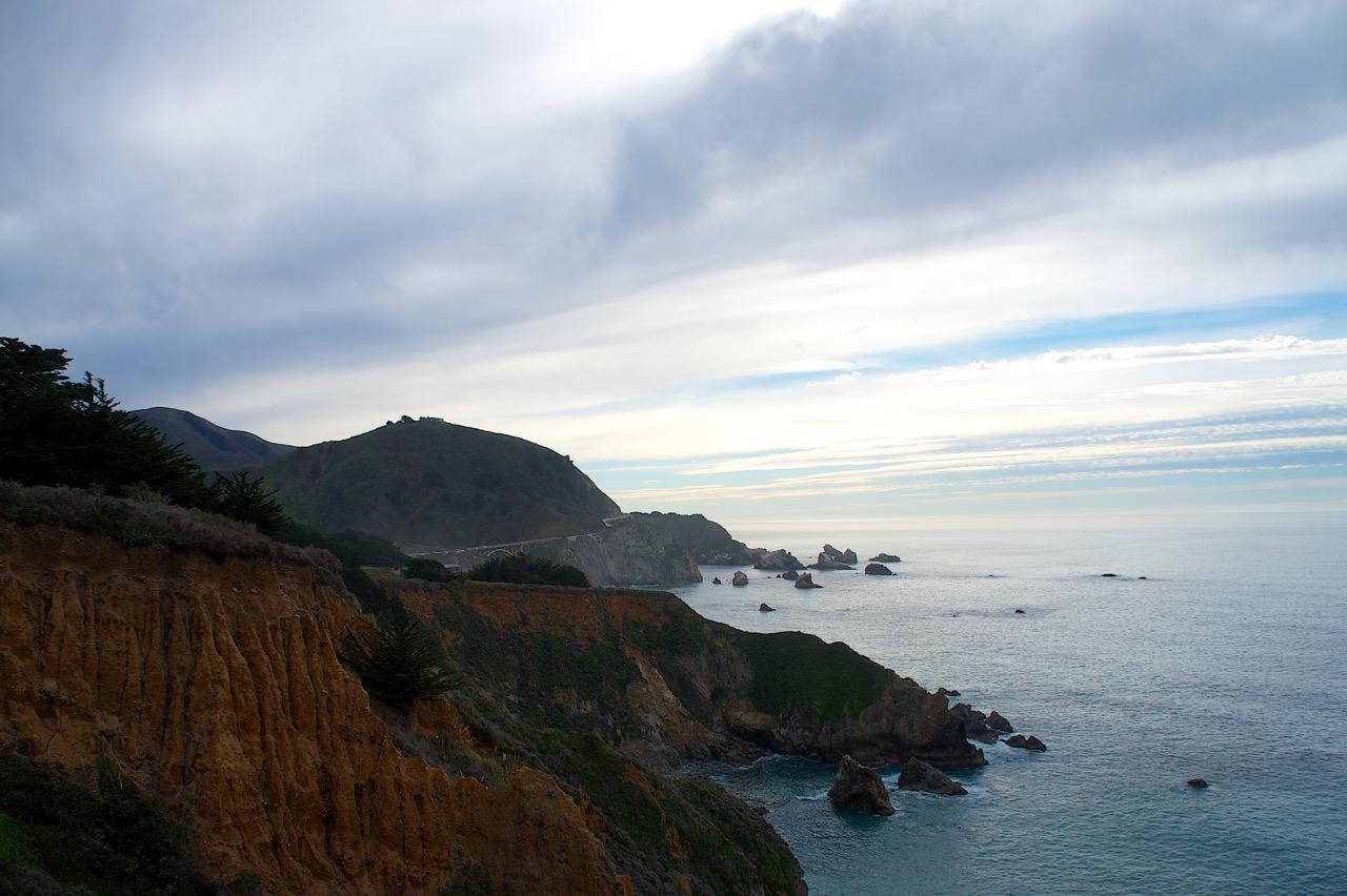 Америка. Калифорния. Дорога N 1 - 6 из 23