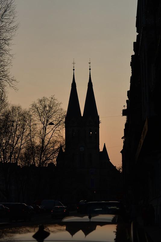 ドイツ路地裏散歩の旅 ヴィースバーデン Wiesbaden ANAxトラベラーズ 2015年3月20日