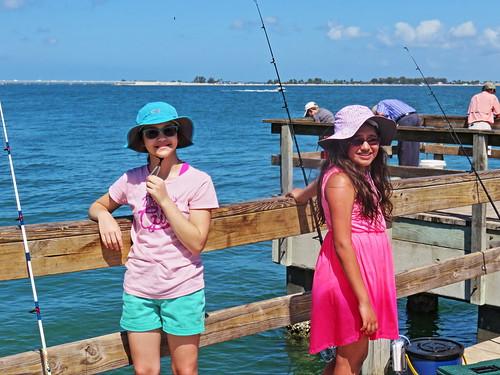 Nietas at Sanibel Fishing Pier 2-20150409