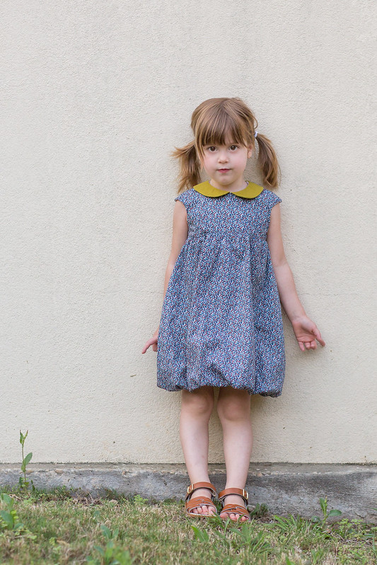 O+S Bubble Dress