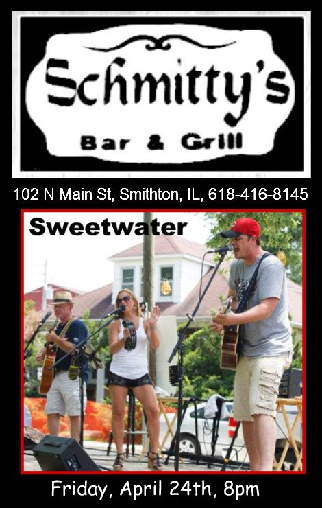 Schmitty's Bar & Grill 4-24-15