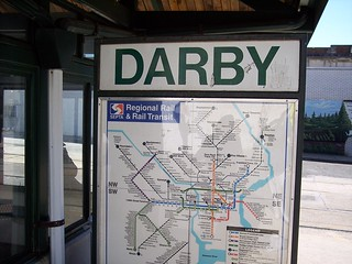 Darby Transportation Center