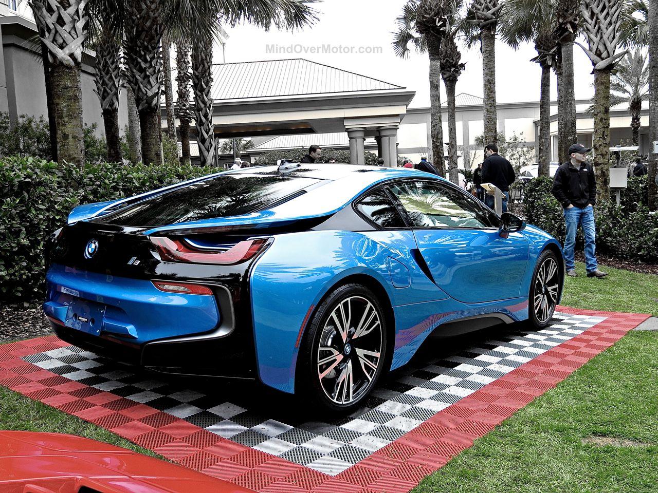 BMW i8 Amelia Island 4