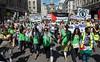 London Gaza Demonstration 11