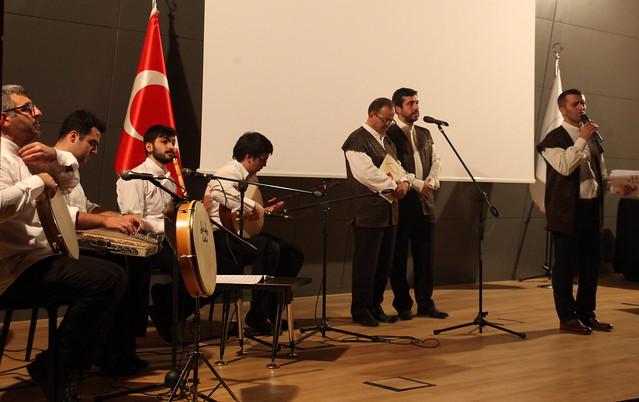 Üsküdar Üniversitesi'nde Kutlu Doğum Haftası Kutlandı