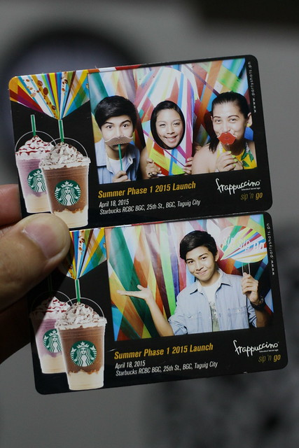 Starbucks event