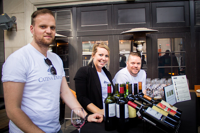 Malbec World Day 2015 - O&B Yonge & Front