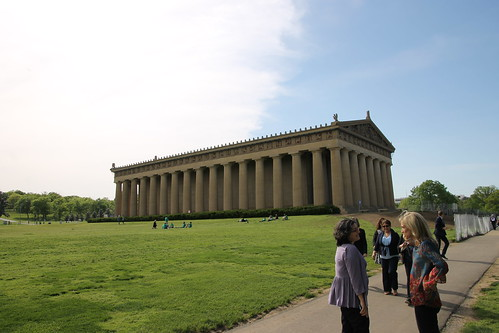 ABLD Quick Tour of the Parthenon (Nashville, Tennessee) - April 23, 2015