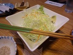 Shredded Cabbage @Katsu-Masa, Apita, Shanghai