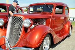 automobile, vehicle, custom car, automotive design, hot rod, antique car, sedan, ford model b, model 18, & model 40, vintage car, land vehicle, luxury vehicle, motor vehicle,