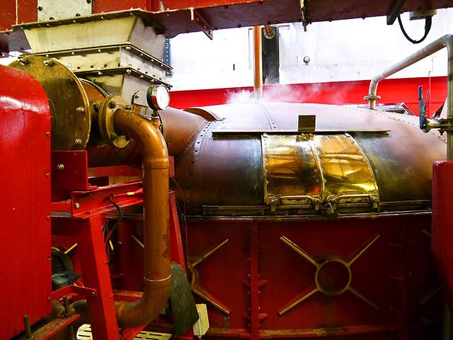photo - Mash Tun, Ardmore Distillery