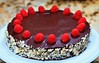 Chocolate-Raspberry Torte from Scratch