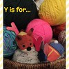 July 25: Y is for... Yellow yarn! Judy is looking for more colors. Nick just wants out of the yarn basket :joy::joy: #day25 #july #summer2016 #photochallenge #fmaphotoaday #tsumtsum #zootopia #nickandjudy #fms_yisfor