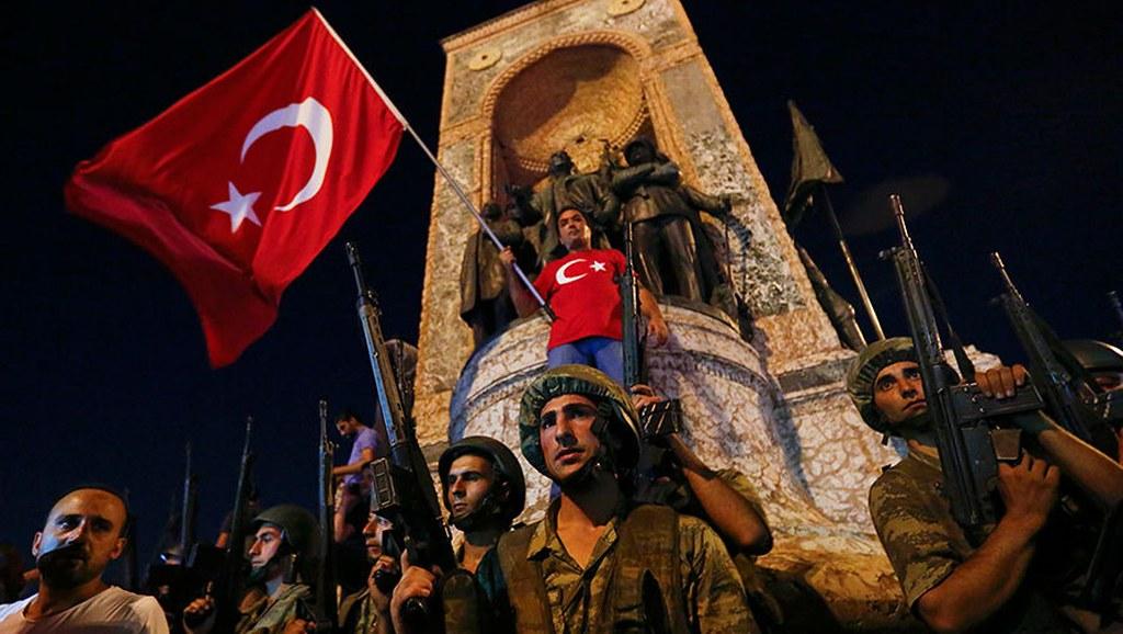 Հեղաշրջման փորձից հետո թուրք մտավորականը համարձակորեն խոսում է Հայոց ցեղասպանության մասին