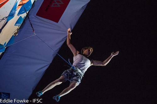 IFSC World Cup Chamonix 2016