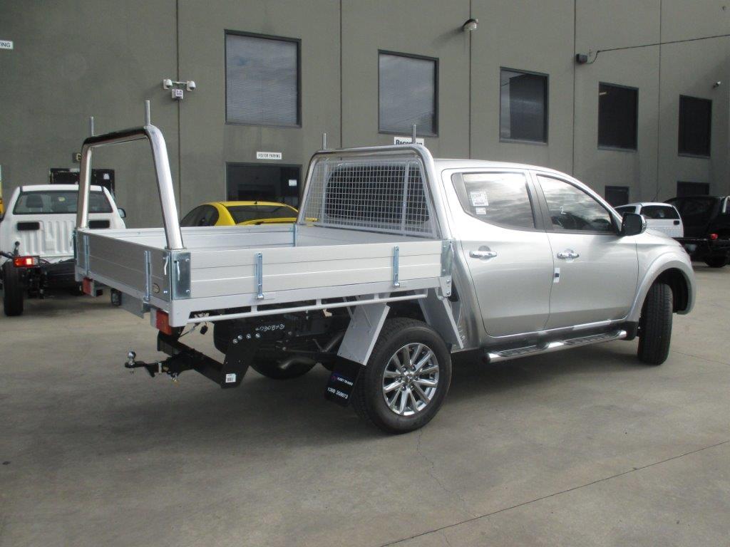 Triton Aluminium Trays